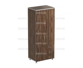Шкаф  комбинированный  «Стайл»