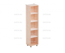 Шкаф-стеллаж (узкий)