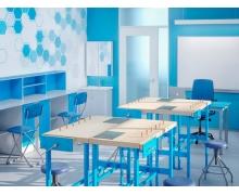 Мебель для детских технопарков «КВАНТОРИУМ»