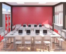 Мебель для центров образования цифрового и гуманитарного профилей «ТОЧКА РОСТА»