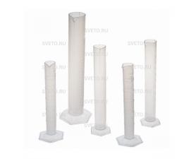 Комплект мерных цилиндров пластиковых