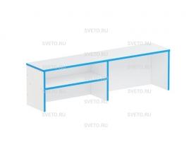 Надстройка к столу закрытая