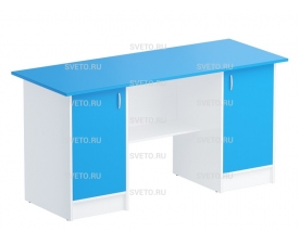Стол корпусной (двухтумбовый)