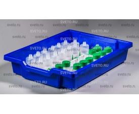Набор ОГЭ по химии: набор для хранения реактивов
