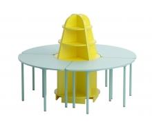 """Дидактический набор мебели """"Ромашка"""""""