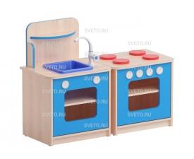 Кухонный игровой набор «Алёнушка»