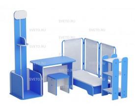 Набор игровой мебели (Поликлиника)