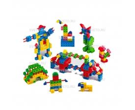 Кубики соединяющиеся 2 см. Конструирование. Набор для класса.