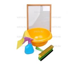 Набор «Я учусь мыть окна»