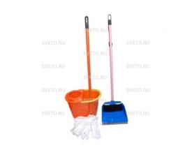 Набор «Я учусь подметать и мыть пол»