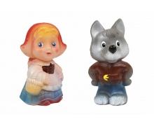 Игрушки персонажи из сказок и мультфильмов