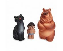 Животные и игрушки-персонажи