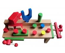 Составные игрушки, сортировщики, игры-стучалки
