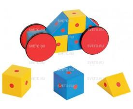 Набор Магнитные блоки 3D