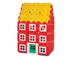 Набор Полидрон Гигант «Строительство дома»