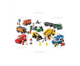Общественный и муниципальный транспорт LEGO
