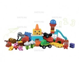 Планета-парк LEGO