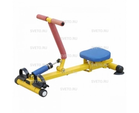 Тренажер детский механический гребной