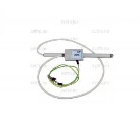 Цифровой датчик электрического заряда