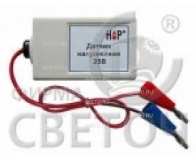Цифровой датчик напряжения (±25 В)