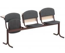 Блоки стульев откидывающиеся сиденья