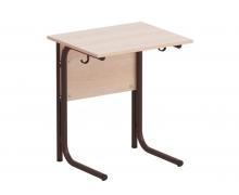 Столы ученические одноместные нерегулируемые