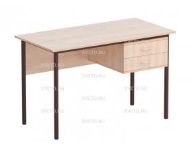 Стол преподавателя (с подвесной тумбой)