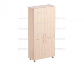 Шкаф для учебных пособий (верхняя и нижняя часть с дверками)