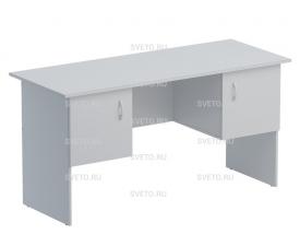 Стол преподавателя корпусной (двухтумбовый)